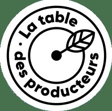 La table des producteurs