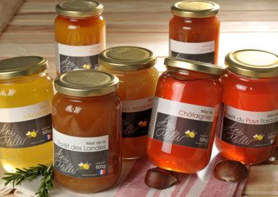 Epicerie La table des producteurs miel