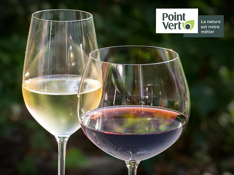 Foire aux Vins La table des producteurs Point Vert