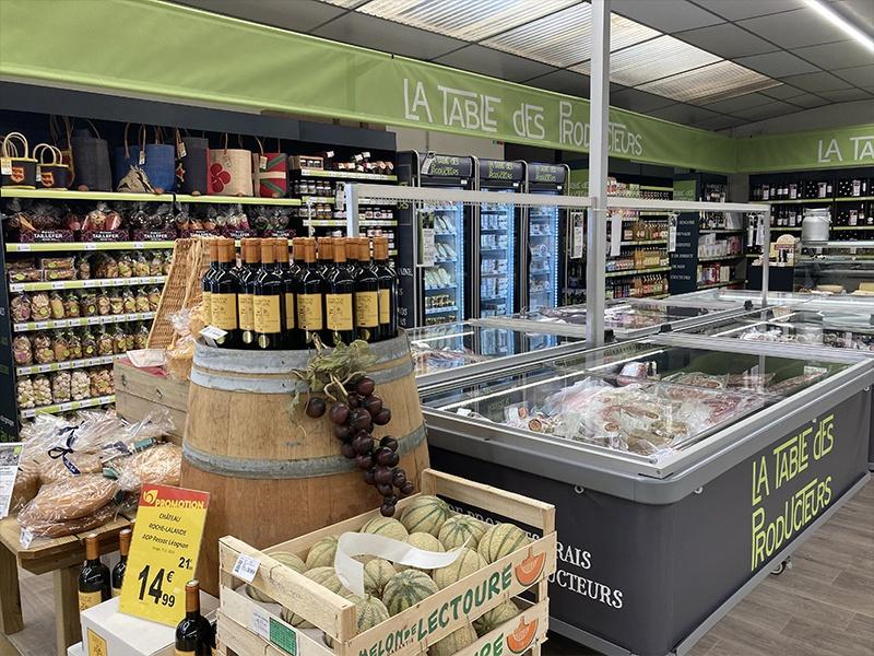 Réouverture magasin Point Vert de Morlaàs